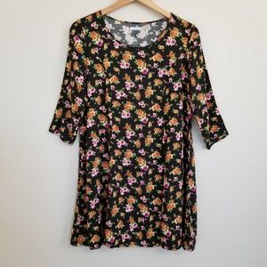 Urban Outfitters Kimchi Blue Floral Dress M